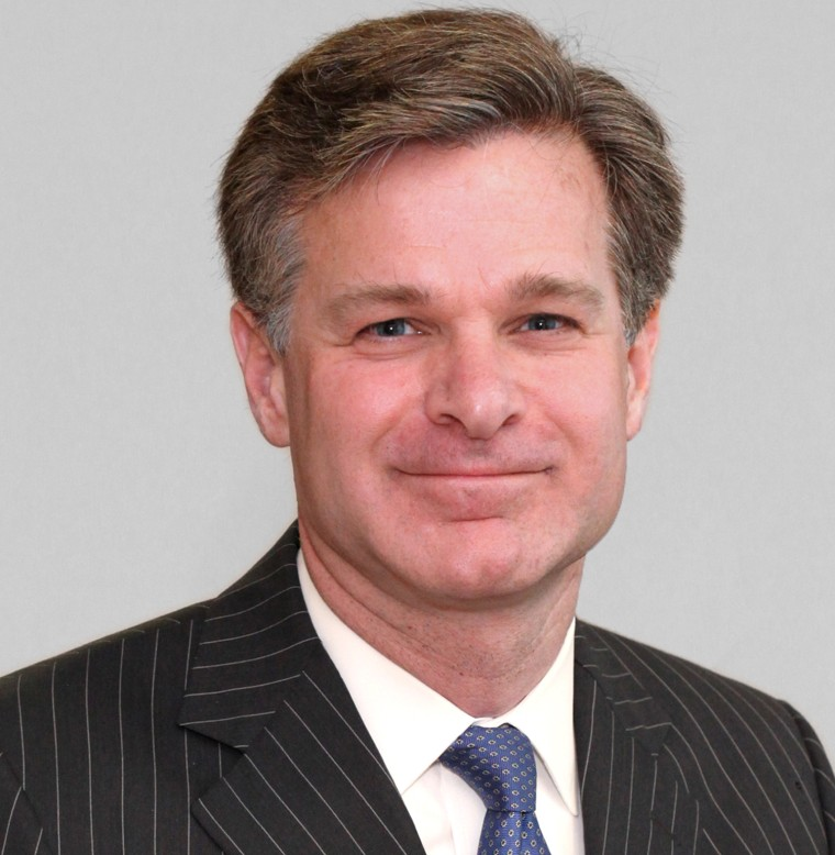Christopher Wray is a litigation partner at King and Spalding.
