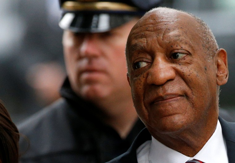 Image: Bill Cosby Arrives for The Third Dday of His Sexual Assault Trial