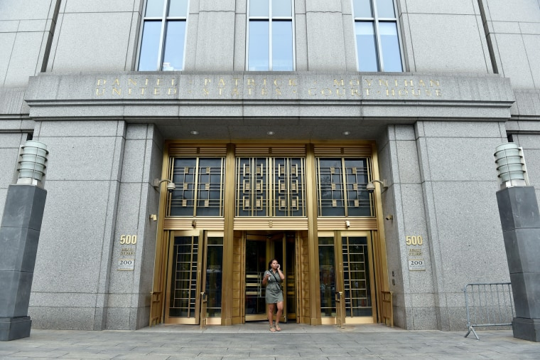 Image: Manhattan Federal Courthouse