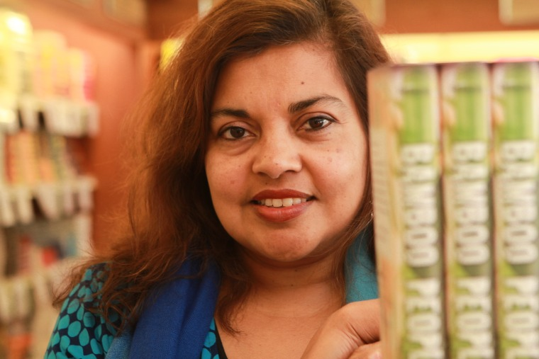 Author Mitali Perkins
