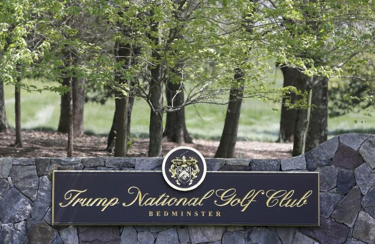 Image: Donald Trump Golf