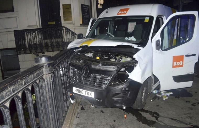 Image: London Bridge Attack