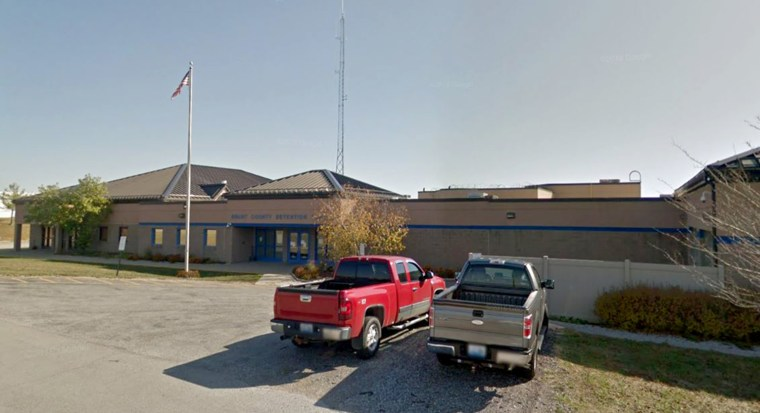 Image: Grant County Detention Center