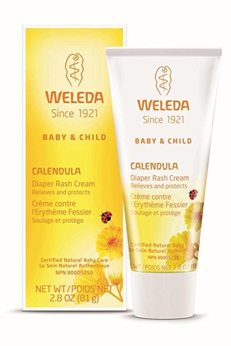 Weleda Baby and Child Diaper Rash Cream