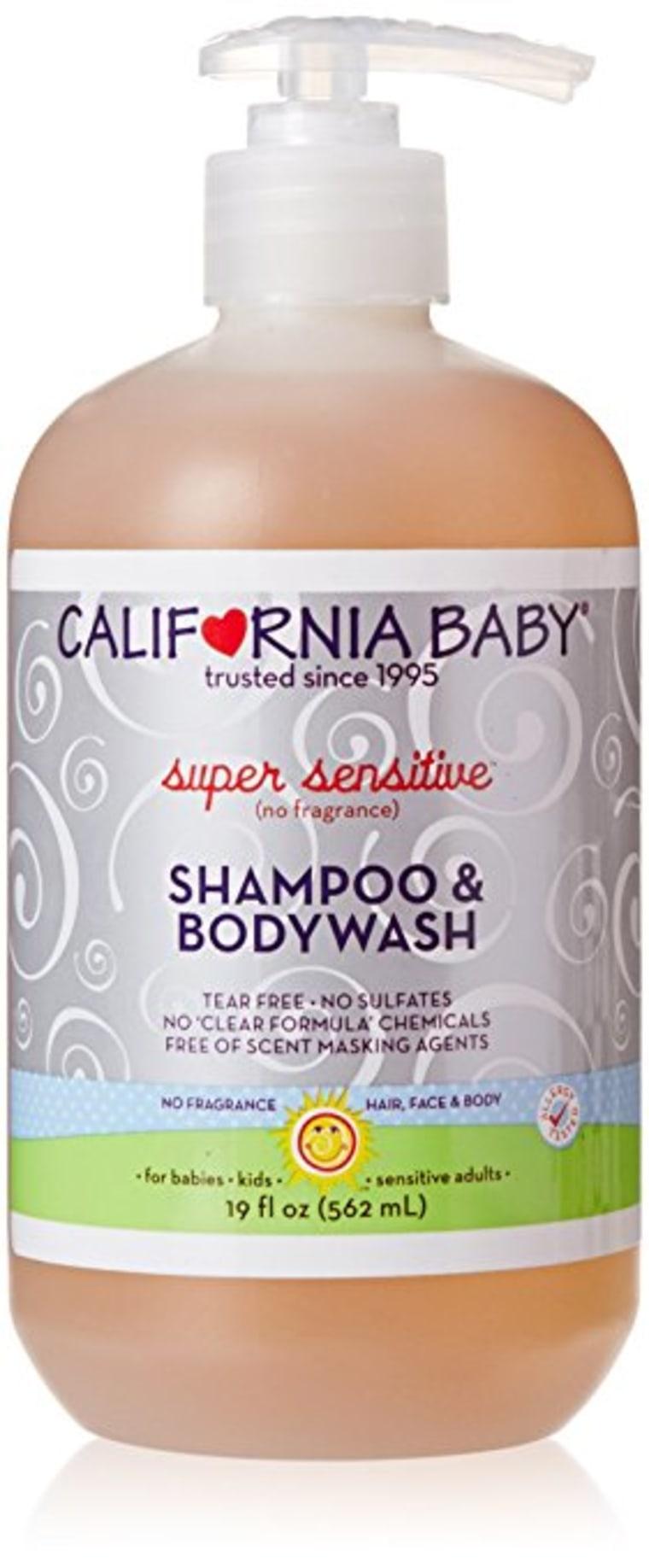 California Baby Shampoo