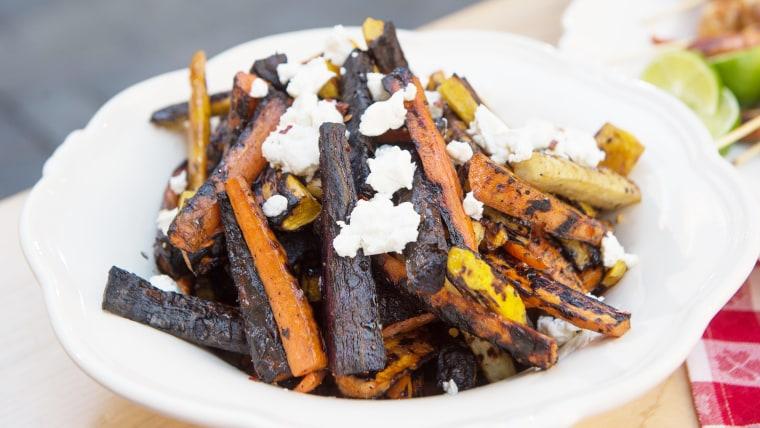 Burnt Carrots