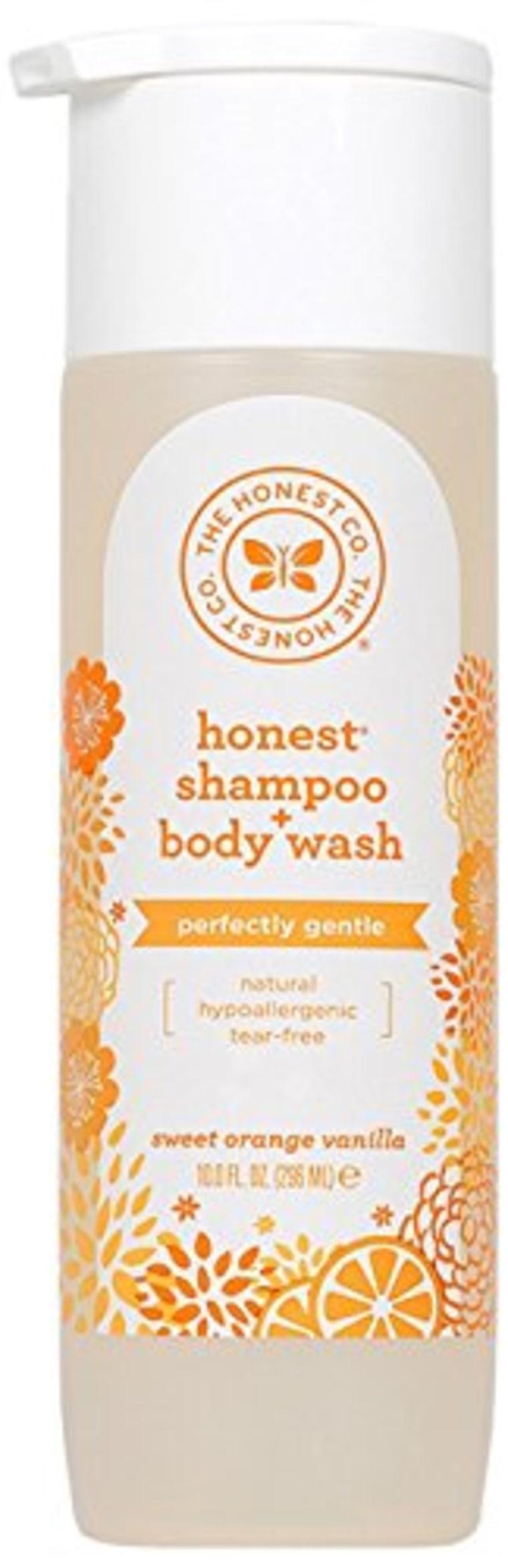 Honest Shampoo and Body Wash