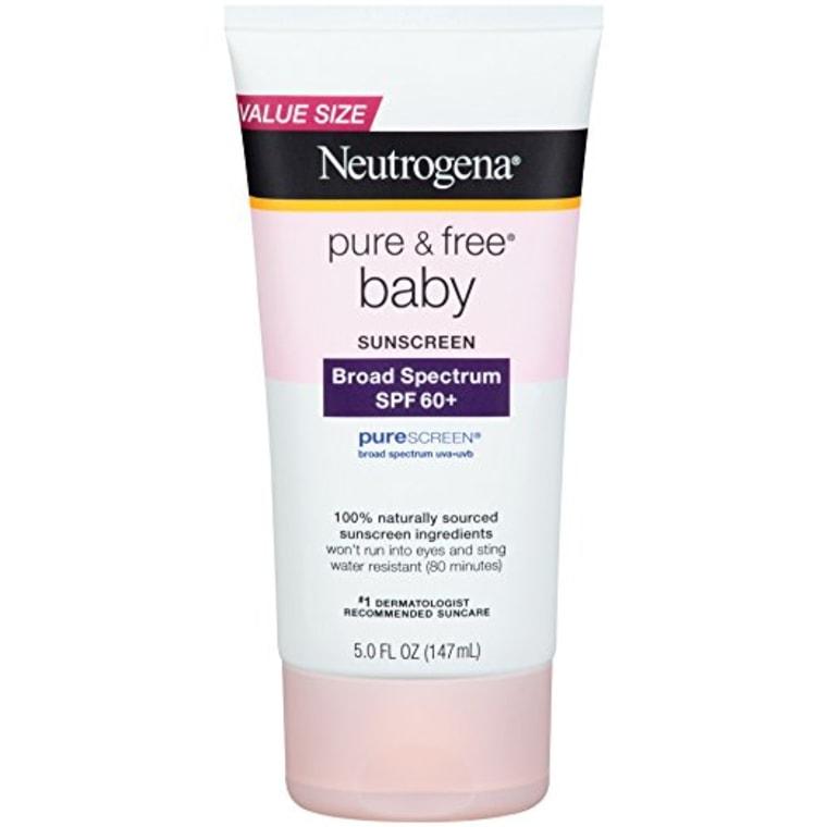 Neutrogena Baby Sunscreen