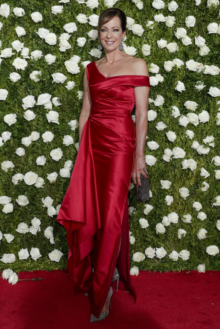 Image: 2017 Tony Awards Red Carpet