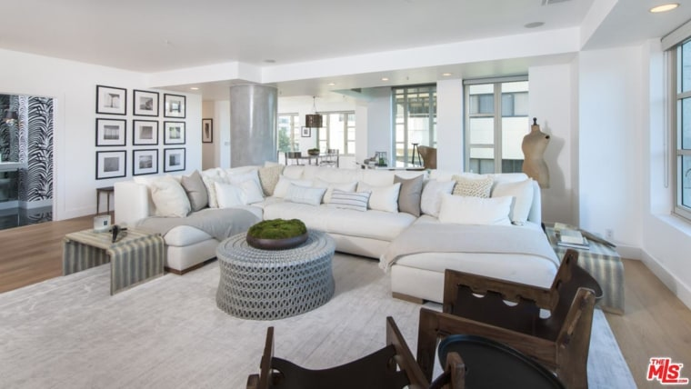 Kendall Jenner first home