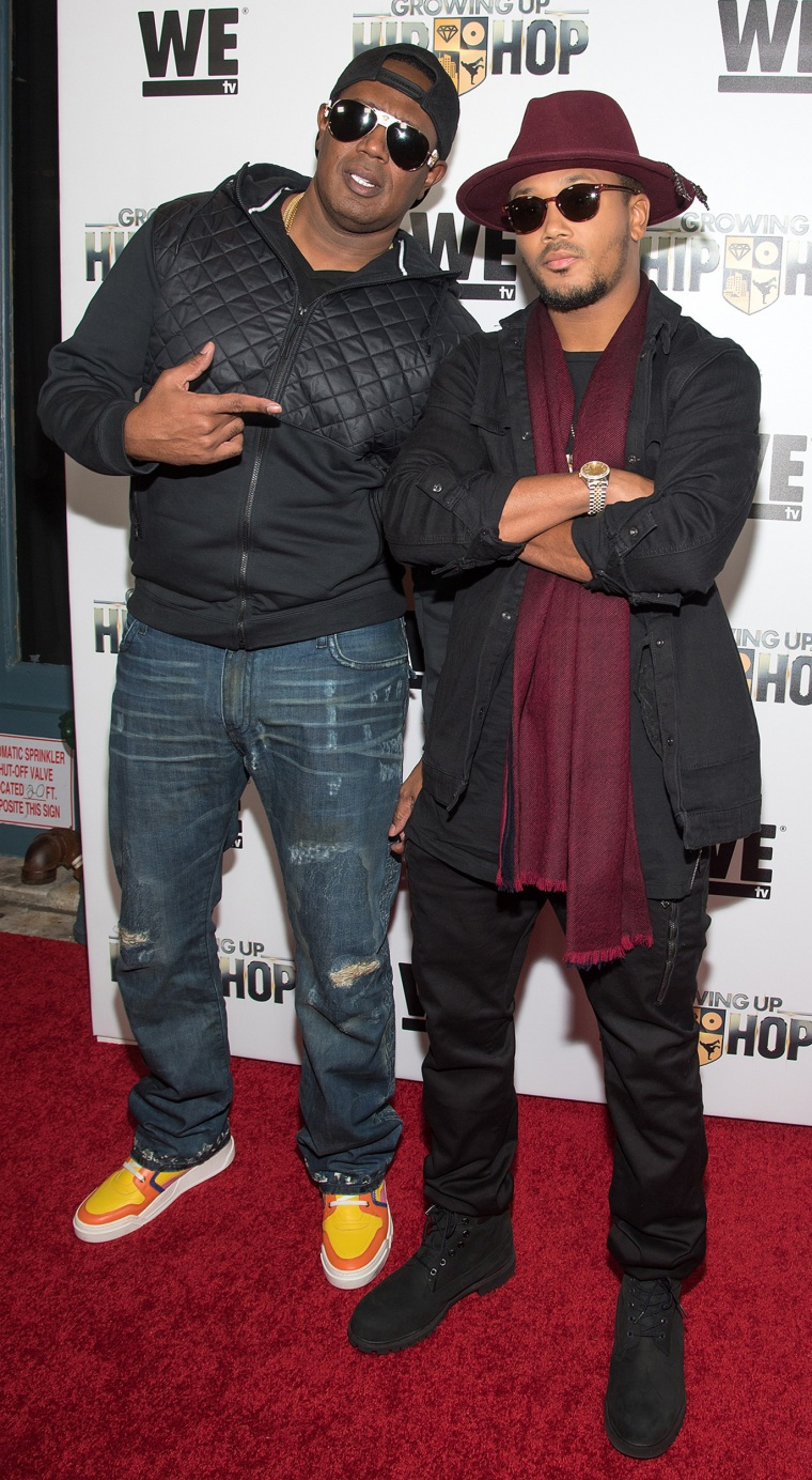 "WE tv's ""Growing Up Hip Hop"" Premiere Party"