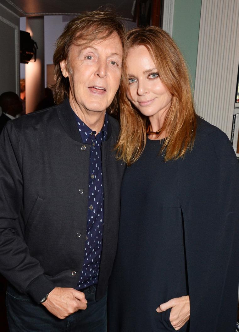 The London 2014 Stella McCartney Green Carpet Collection