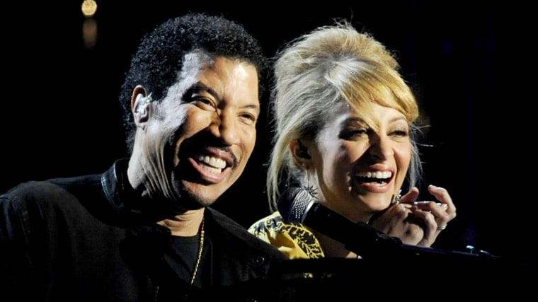 ACM Presents: Lionel Richie And Friends - In Concert - Show