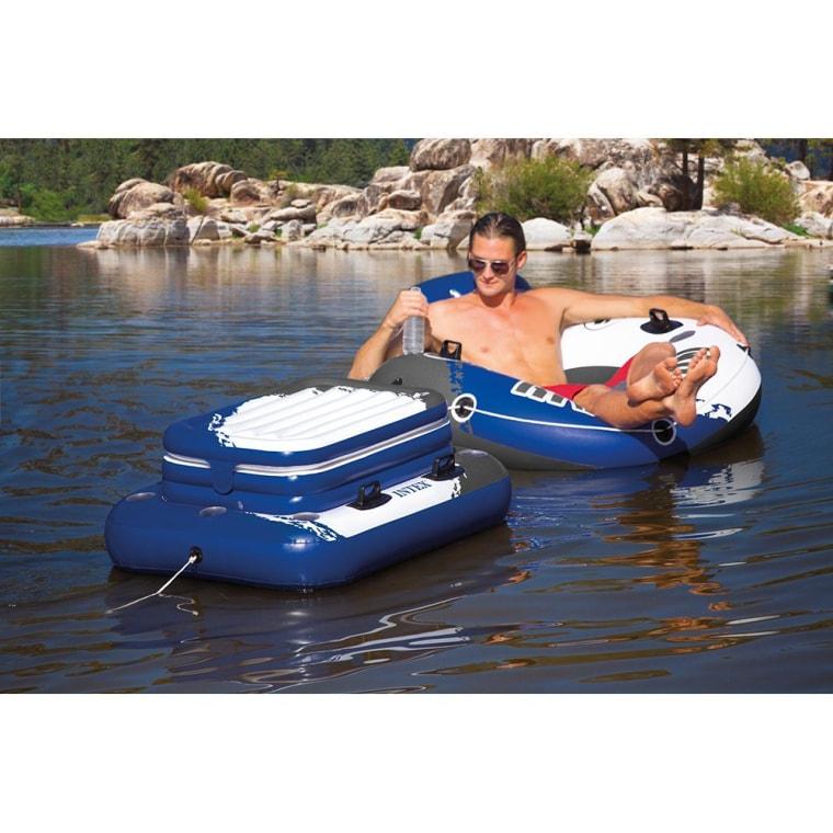 Float cooler
