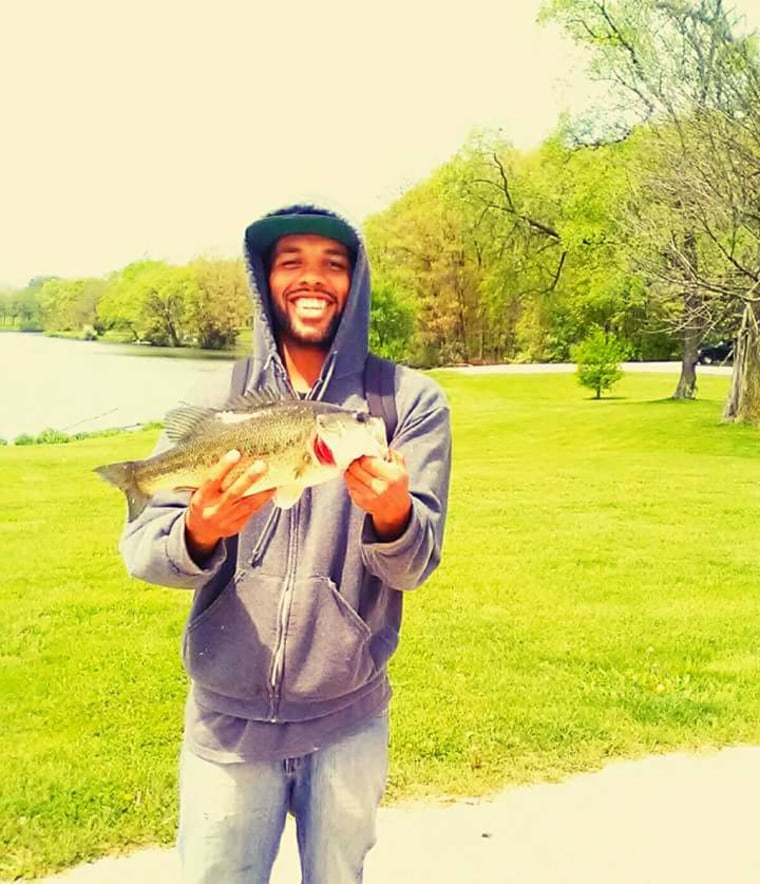 Fishing was Williams' favorite hobby, according to his family and friends.