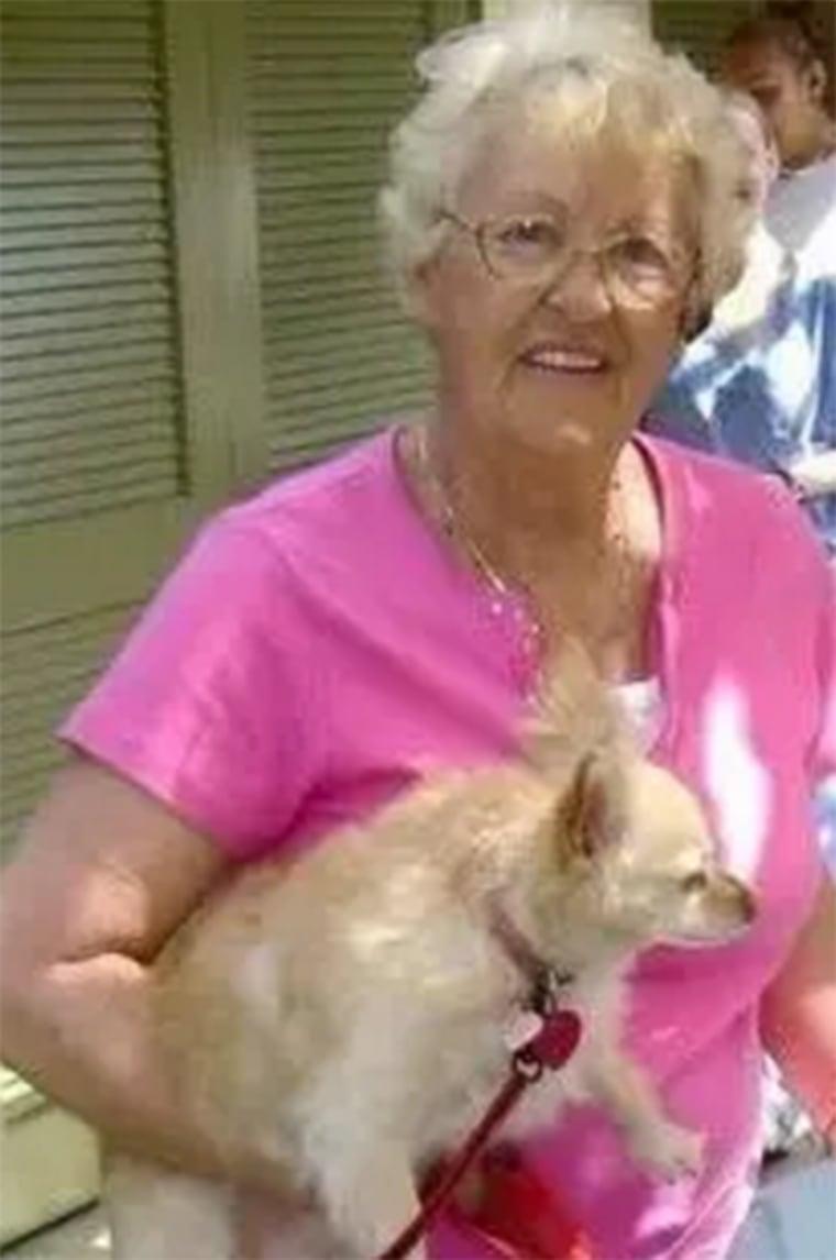 Woman smuggles dog into hospital to visit sick grandma