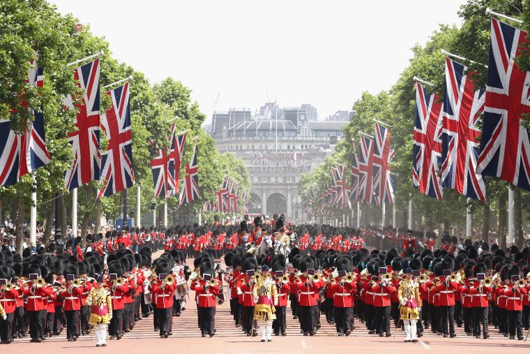 Image: Trooping The Colour 2017