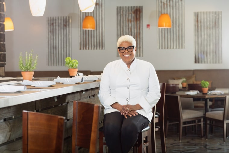 Deborah VanTrece is the executive chef and owner of The Catering Company by VanTrece a full service catering operation based in Atlanta, Georgia.