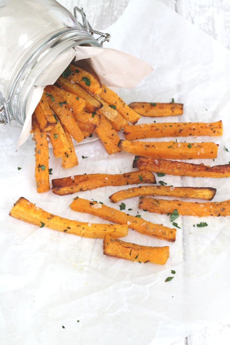 Image: Butternut squash fries
