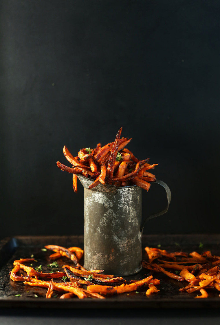 Image: Cajun sweet potato fries