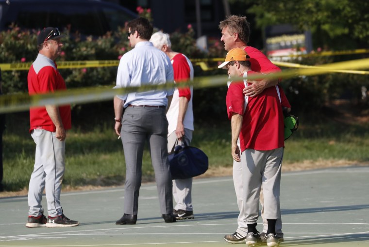 Image: Shooting of multiple people in Alexandria, Virginia