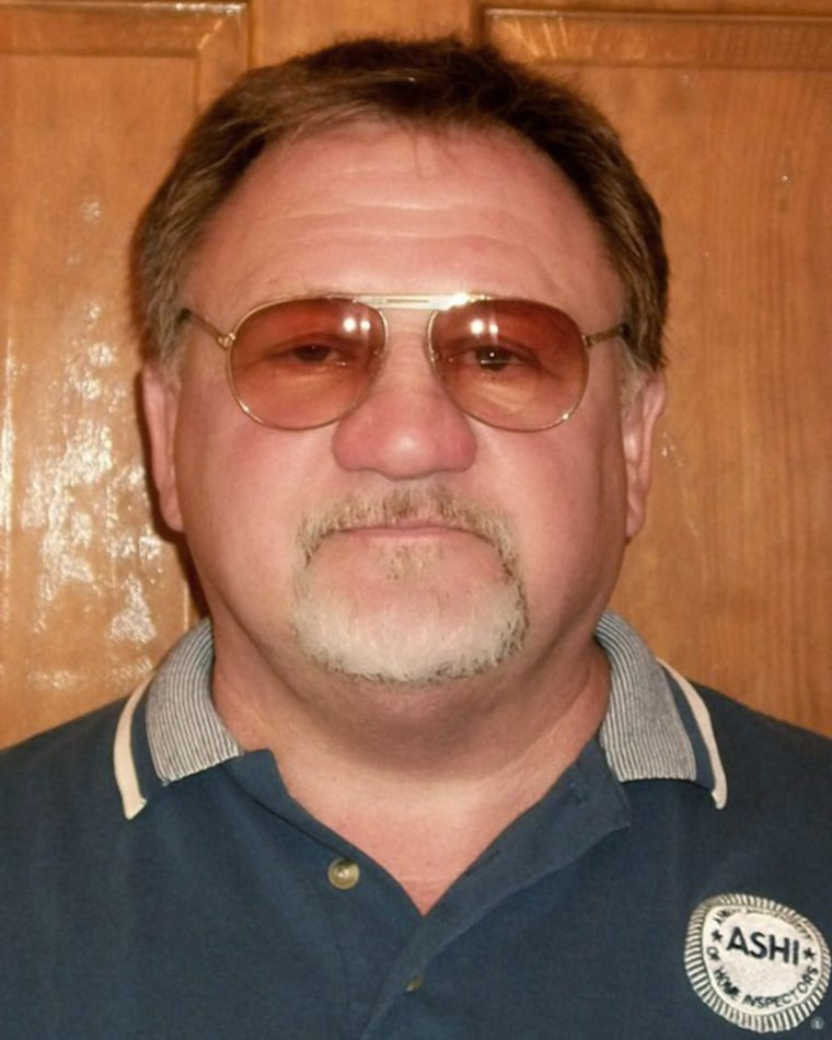 Eyewitness Rep. Ron DeSantis, confirmed this photo of James Hodgkinson, suspect in the shootings at a Republican baseball game in Alexandria, Virginia.