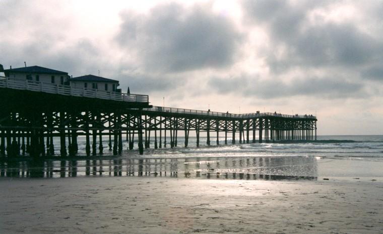Image: Pacific Beach Pier