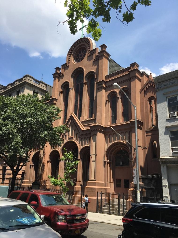 Activist Felix Cepeda wants New York's Roman Catholic Church to do more for immigrants.
