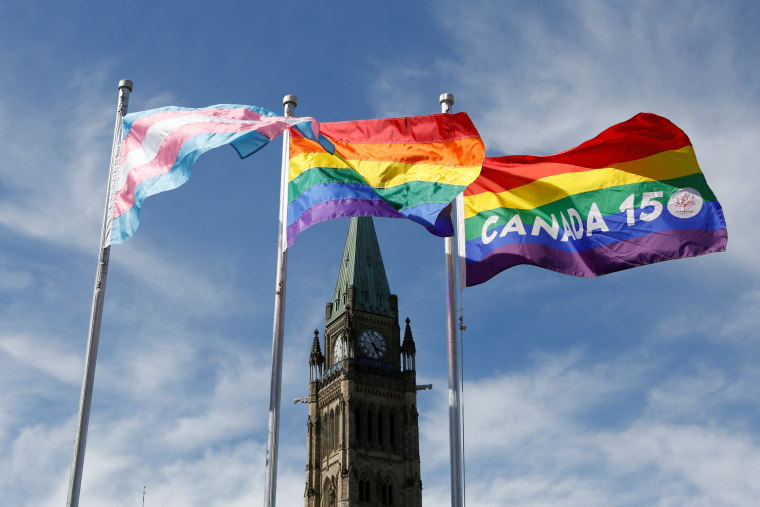 Canadian Lawmakers Pass Bill Extending Transgender Protections