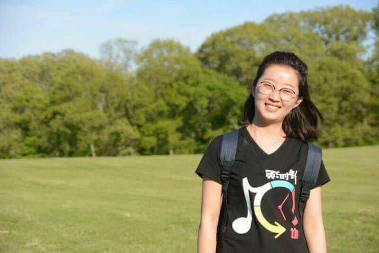 Image: Missing University of Illinois student Yingying Zhang