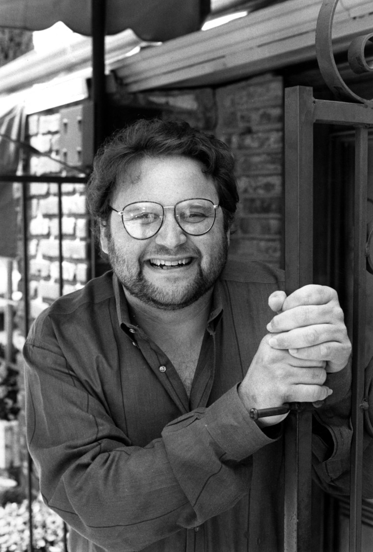 FILE - In this May 1986 file photo, actor Stephen Furst poses for a photo in Los Angeles.