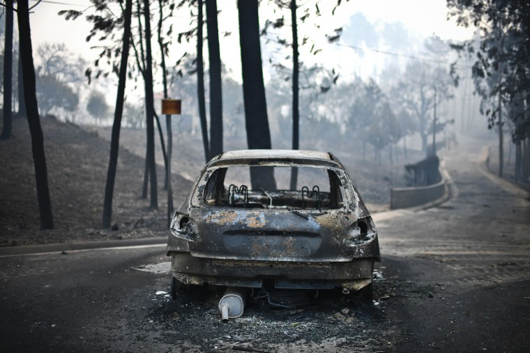 Image: PORTUGAL-FIRE