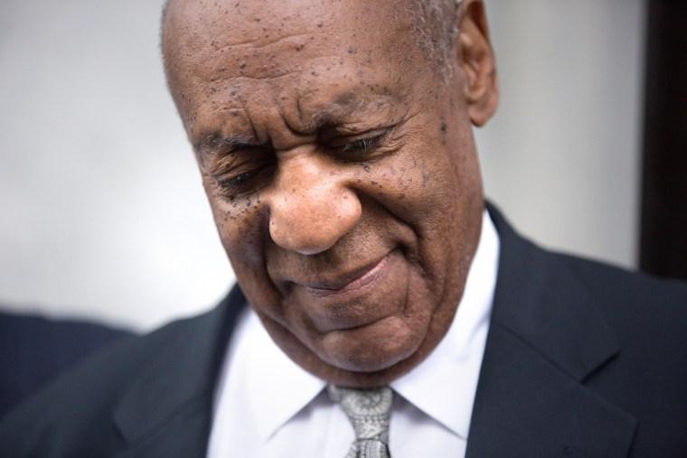 Image: Judge Declares Mistrial In Bill Cosby Sexual Assault Case