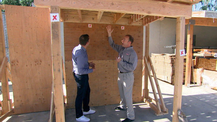 TODAY's Jeff Rossen has tips on how you can avoid a potentially deadly deck collapse.
