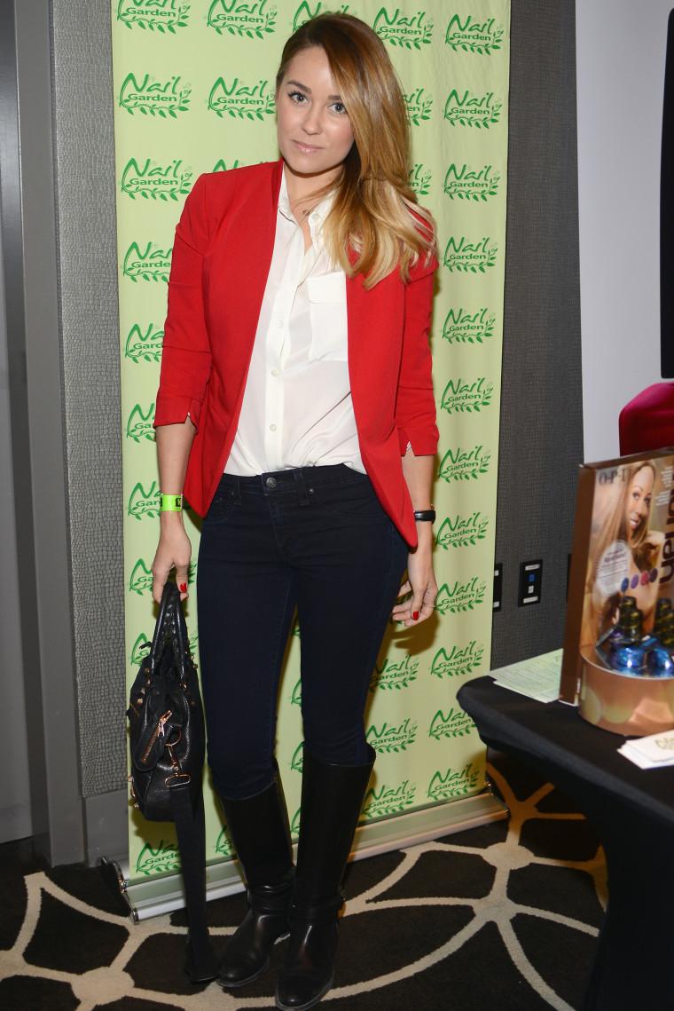 Kari Feinstein Style Lounge - Pre-Golden Globes 2013 - Day 2