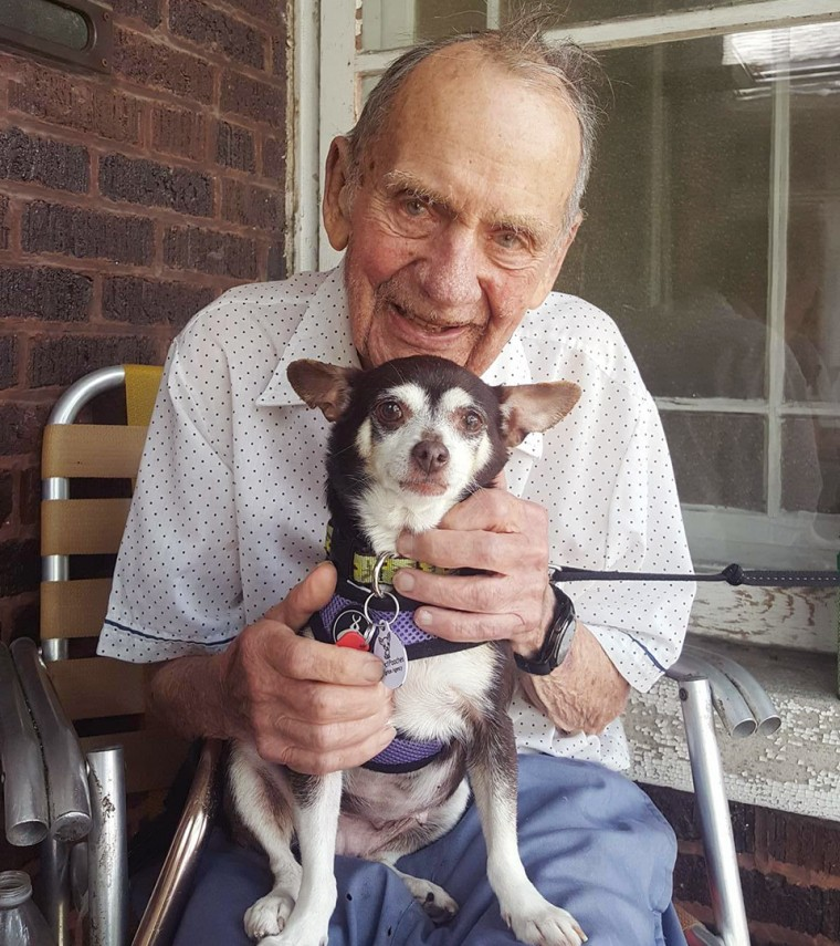 Russ Gremel donated $2 million to wildlife. Then he adopted an elderly Chihuahua