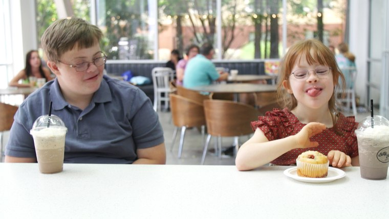 """A coffee shop in Wilmington, North Carolina called """"Bitty and Beau's"""" provides employment opportunities for staffers with intellectual and developmental disabilities."""