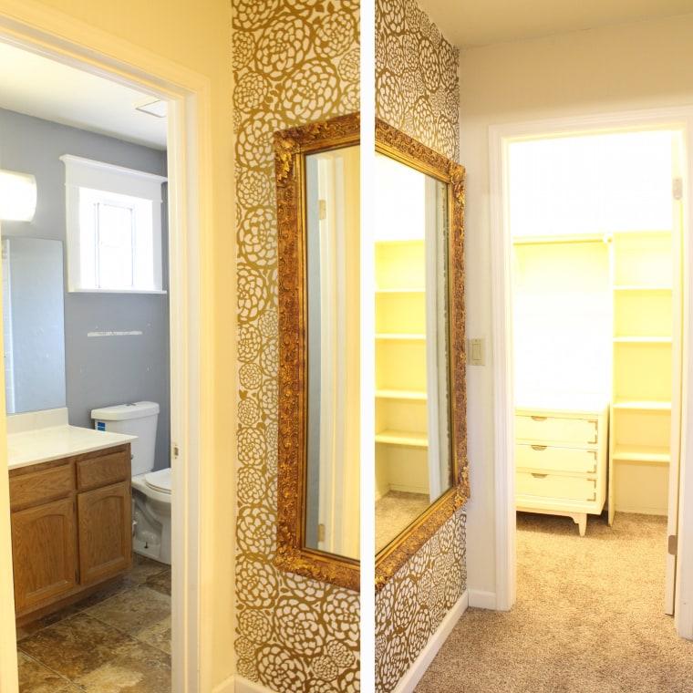 Mallory Nikolaus bathroom