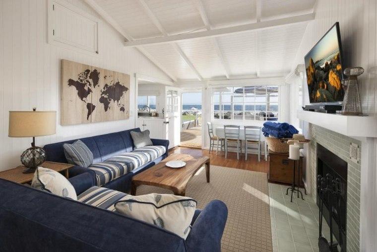 Mila Kunis and Ashton Kutcher beach home