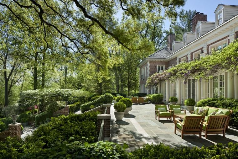 Jackie Kennedy childhood home