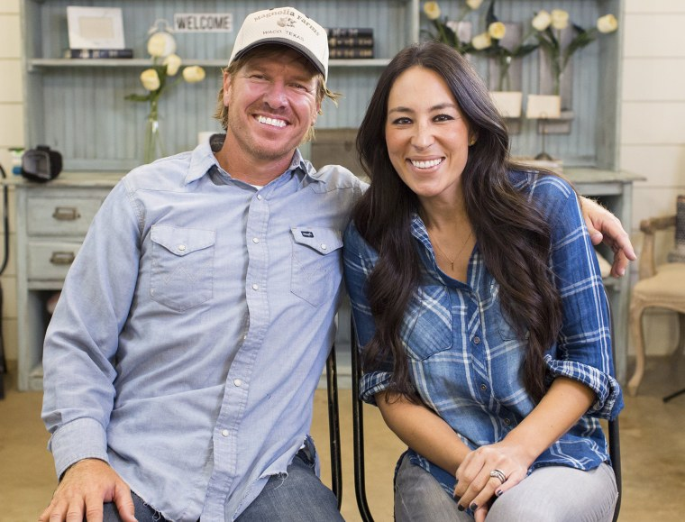 Image: Tour the Magnolia bakery, store and silos with Chip and Joanna Gaines