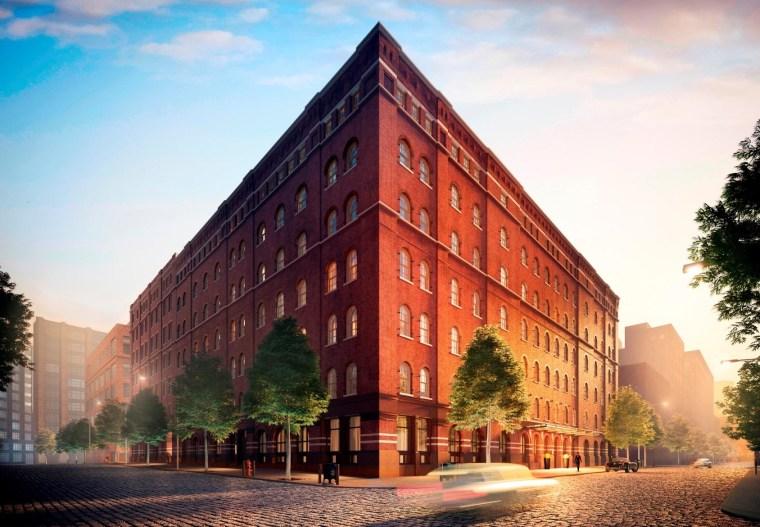 Jake Gyllenhaal Tribeca Apartment