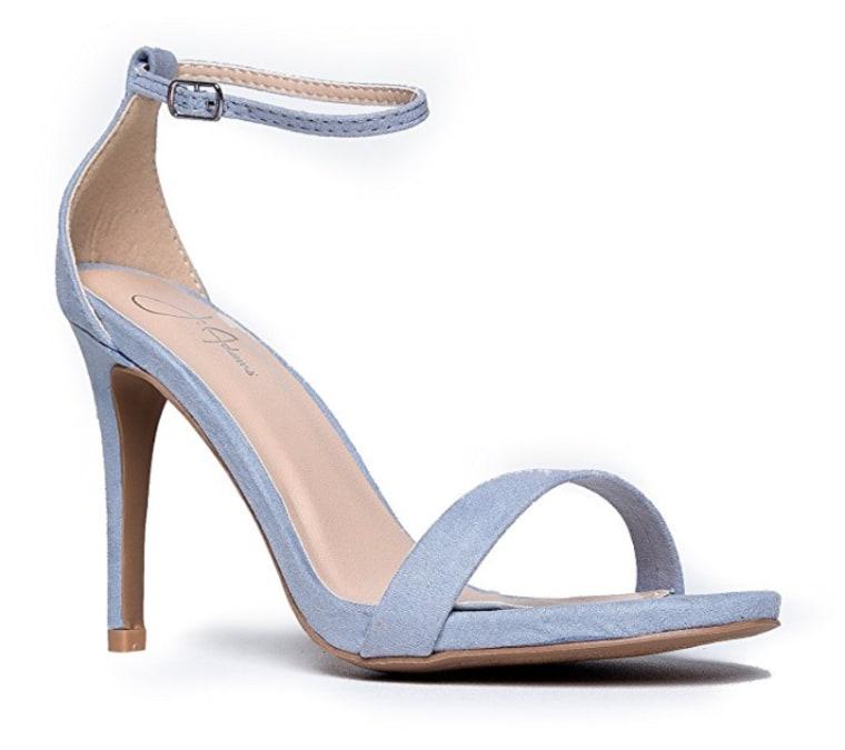 Light Blue Sandal