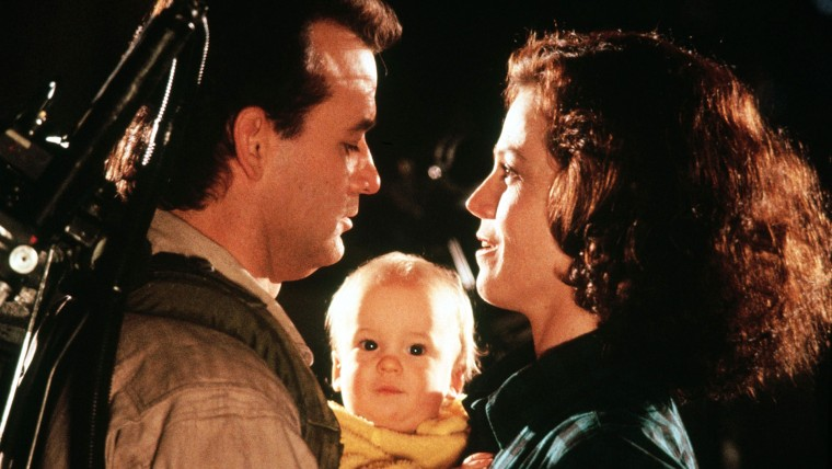 Ghostbusters 2  Year : 1989 Director : Ivan Reitman Bill Muray, Sigourney Weaver