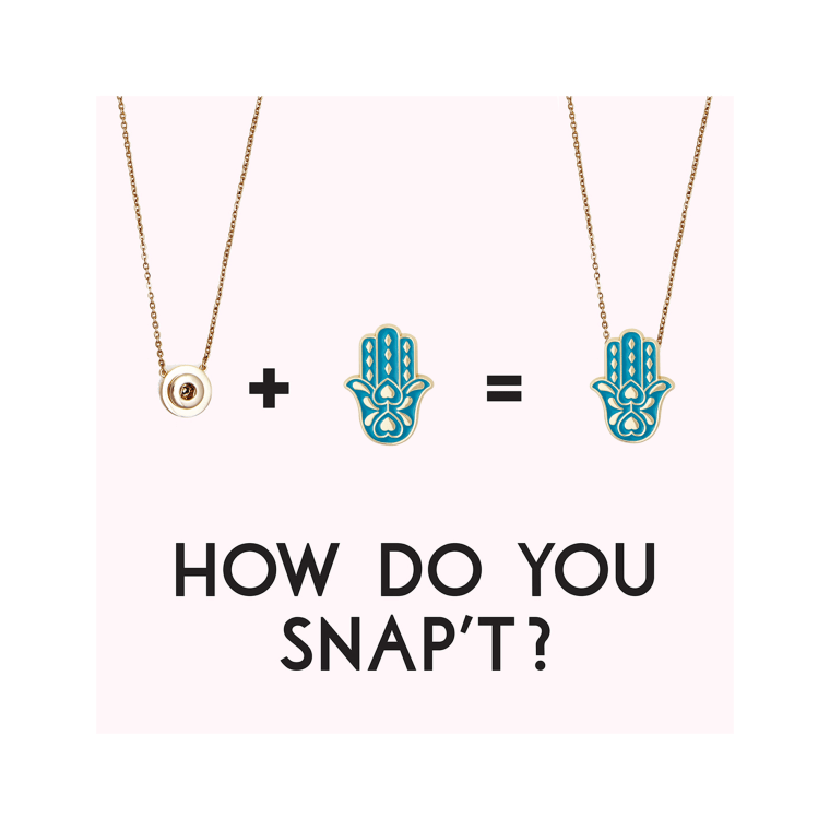 Snap't necklace