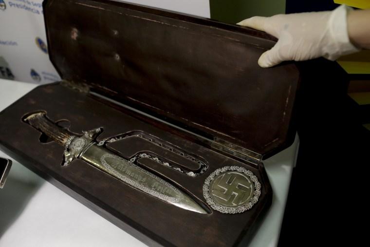 IMAGE: Nazi artifact