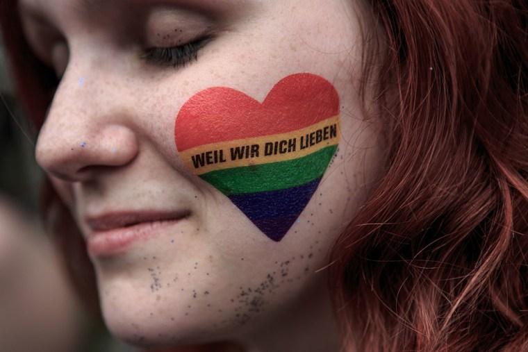 Gay Pride Is Celebrated In Berlin