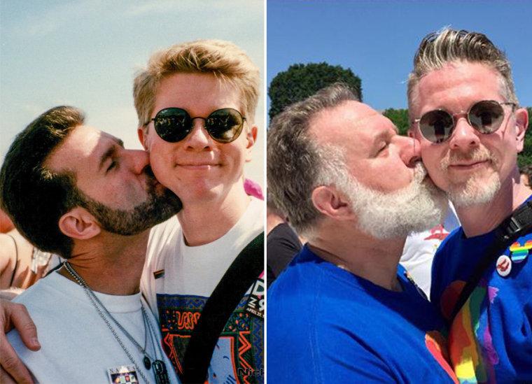 Image: Nick Cardello and Kurt English