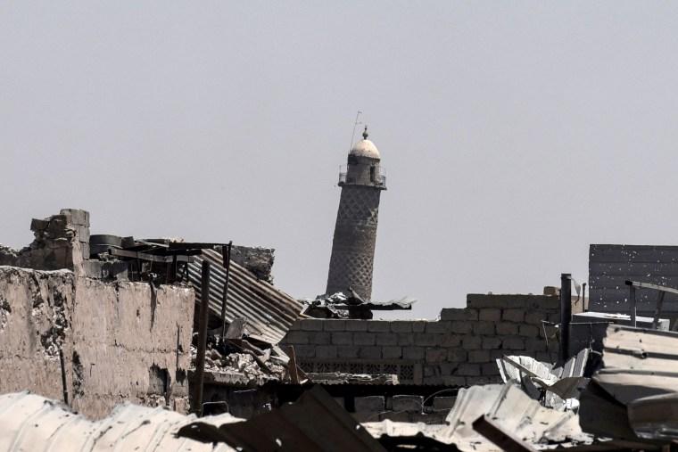 Image: Al-Nuri Mosque