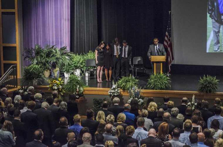 Image: Otto Warmbier Funeral
